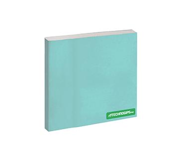 Moisture Resistant Gypsum Plasterboard Type H2